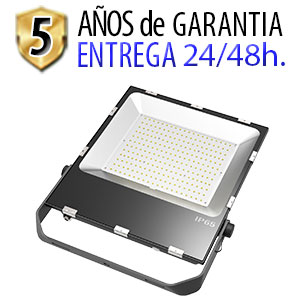 Projecteur LED 200W 120º 5000K